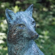 Bronze Fox 2019 <br/> Sold (another in the works)