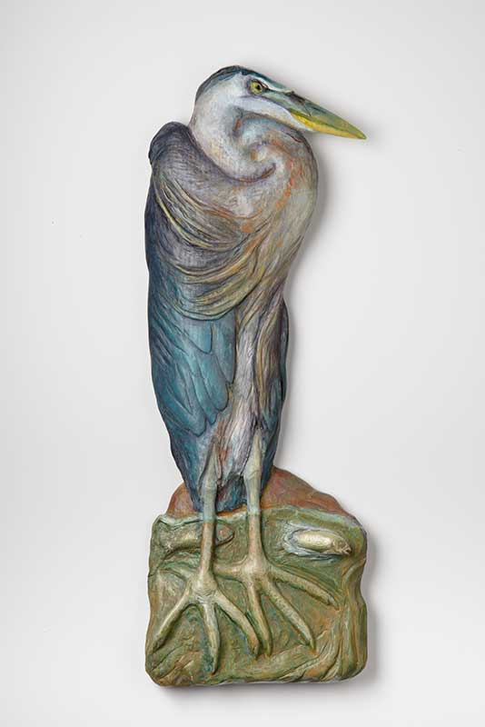 heron_carving