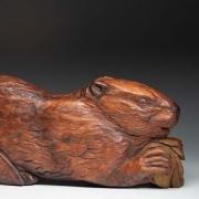 Mahogany Beaver<br />Sold